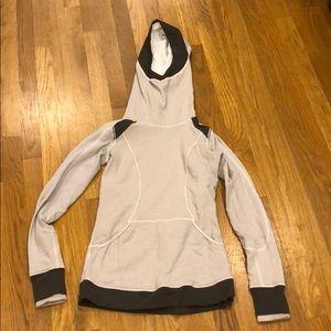Lulu lemon pullover with hood
